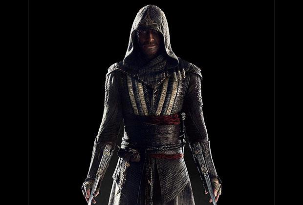 Появилось фото с Фассбендером из фильма Assassin's Creed